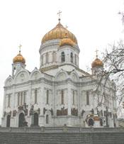 Здания и сооружения: Храм Христа Спасителя