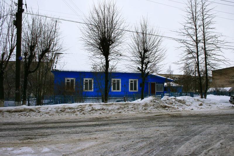 Здания и сооружения: Мемориальный Дом-музей М.А. Егорова