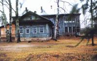 Усадьба И.Северянина Владимировка