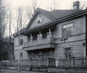 Дом Матюшина - Музей петербургского авангарда