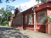Дом-музей А.Е. и  Б.А. Арбузовых в Казани