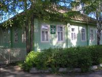 Мемориальный  дом-музей поэта С.С. Орлова.