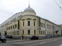Здания и сооружения: Дом Болконского