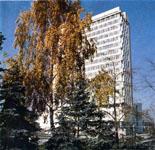 Здание Казанского  университета, где расположен Археологический музей