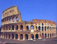 Здания и сооружения: Колизей, 69 - 96 гг. н. э.