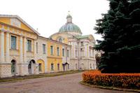 Восточный павильон Тверского императорского дворца