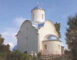 Церковь Успения Богородыцы на Волотовом поле