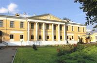 Главный дом Усадьбы Лопухиных после реставрации