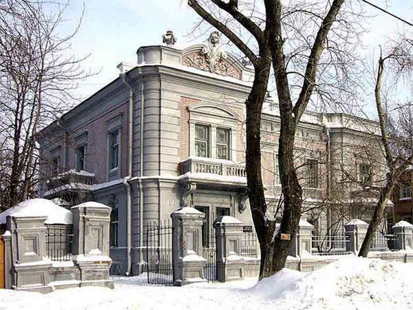 Здания и сооружения: Музей современного изобразительного искусства им. А.А.Пластова