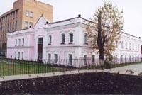 Дом одинцовского купца В.М.Сорокоумова. Конец 19в. Сегодня музыкальная школа.