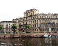 Дом, где находится Музей-квартира А.И. Куинджи