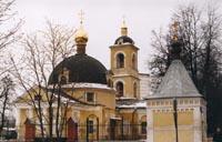 Церковь во имя иконы Гребневской Божией Матери. 1801-02гг
