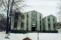 Здание клуба им. П.П. Кринова, в нем расположен музей завода