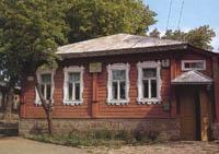 Здания и сооружения: Литературно-мемориальный музей И.А. Бунина