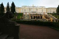 Здания и сооружения: Вид на Большой дворец