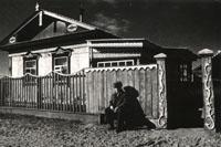 Частный дом, построен Киселевым Виктором Михайловичем, с. Акша (1989 г.)