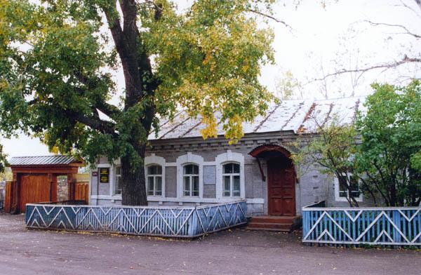 Здания и сооружения: Литературный дом-музей К.В. Иванова