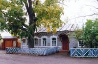 Литературный дом-музей К.В. Иванова