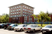 Здание Сибирского государственного университета физической культуры и спорта
