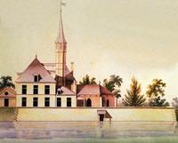 Н. А. Львов. Приораторский дворец
