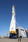 Музей и монумент ракеты-носителя Союз