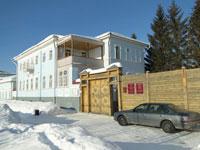 Дом-музей И.И.Шикина в Елабуге