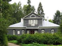 Мемориальный дом-музей Н.А.Морозова