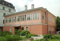 Театральная галерея на Малой Ордынке