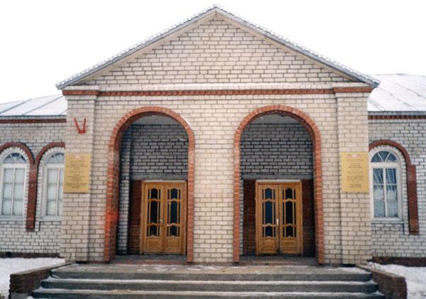 Здания и сооружения: Музей П. Хузангая