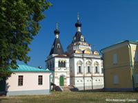 Музей-заповедник Дмитровский Кремль