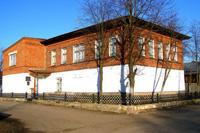 Здания и сооружения: Государственный музей холуйского искусства