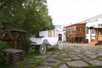 Двор музея Ф.М. Решетникова