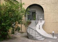 Здания и сооружения: Вход в Музей истории фотографии