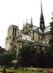 Здания и сооружения: Нотр - Дам де Пари