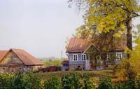 Здание Семенной и часть здания конюшни-каретника