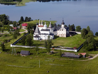 Ферапонтов мужской монастырь