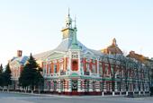 Здание Азовского музея (бывшая Городская Дума)
