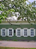 Уфа. Мемориальный дом-музей С.Т.Аксакова.
