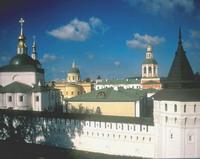 К 725-летию основания Московского Данилова монастыря