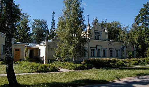 Здания и сооружения: Усадьба Изваре. Экскурсионные программы Музейного агентства