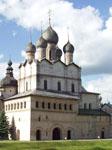 Церковь Воскресения. Государственный музей-заповедник Ростовский Кремль