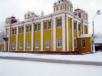 Здание Славгородского краеведческого музея