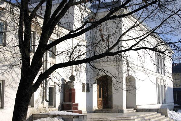 Здания и сооружения: Музей А.М. Горького в Казани
