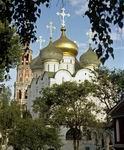 Здания и сооружения: Новодевичий монастырь