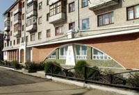 Картинная галерея им. В.В. Тихонова. Вид здания