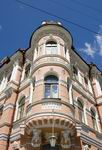 Фрагмент фасада дворца