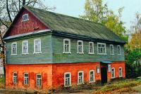 Здание, где находится  Выставочный зал  Вяземского историко-краеведческого музея