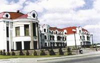Здания и сооружения: Культурно-исторический центр музея-запаведника Прохоровское поле