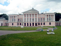 Здания и сооружения: Музей-усадьба Останкино