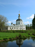Богородицкий храм, в приделе которого расположен Вяземский историко-краеведческий музей
